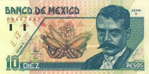 Mexican Currency Bills & Coins | Inside Mexico