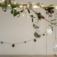 Decorative branch - made and discovered