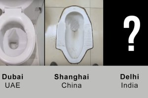 A Video Of Public Toilets Around The World