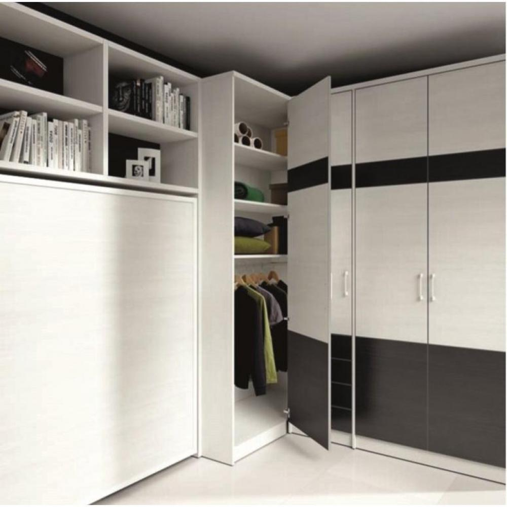 armoire lit escamotable athena