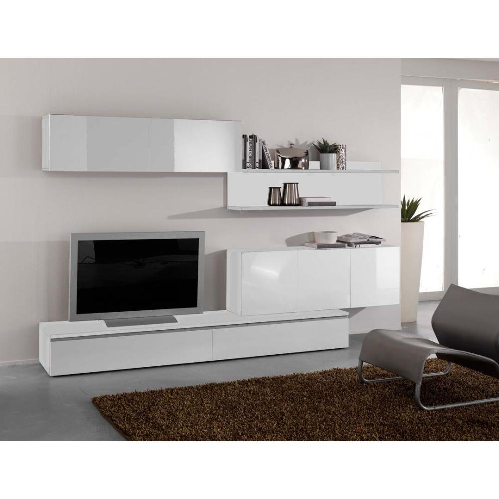 ensemble mural tv meubles et