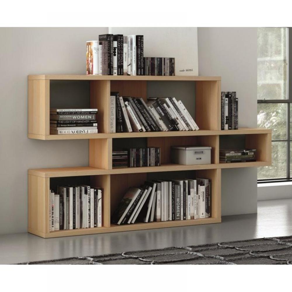 london bibliotheque design chene 3 niveaux