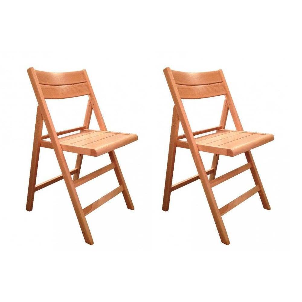 chaise pliante en bois hoze home. Black Bedroom Furniture Sets. Home Design Ideas