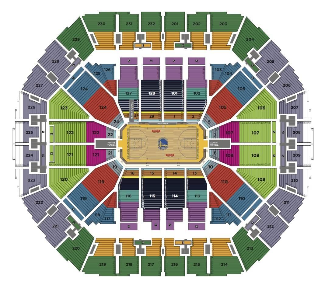 Philips Arena Seating Chart Madonna Brokeasshomecom
