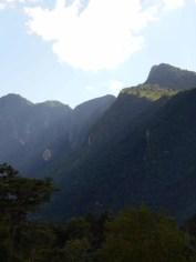 Laos mountains Indochina Encompased