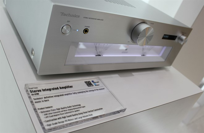 Technics GU700 Amp