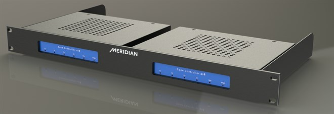 218 Zone Meridian Audio Controller