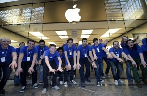 Apple employees