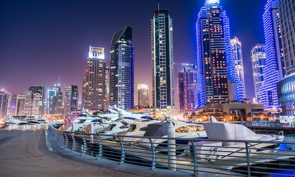 10 things you probably didn't know about Dubai