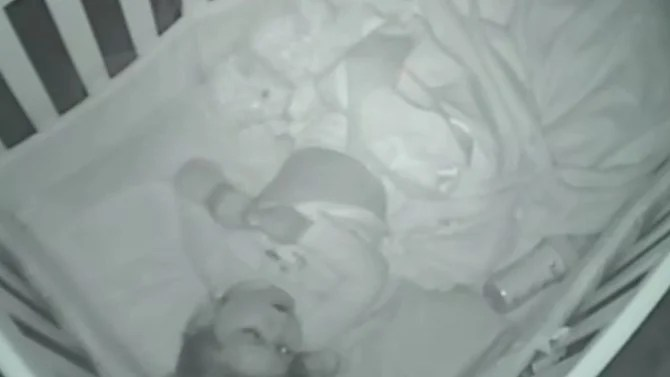Baby Monitor Captures 2 Year Old Girl S Bedtime Prayers