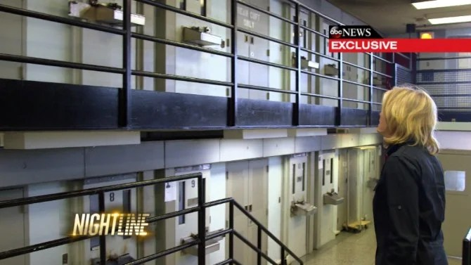 Diane Sawyer Gets Unprecedented Access To Hell Rikers Island Prison Inside Edition