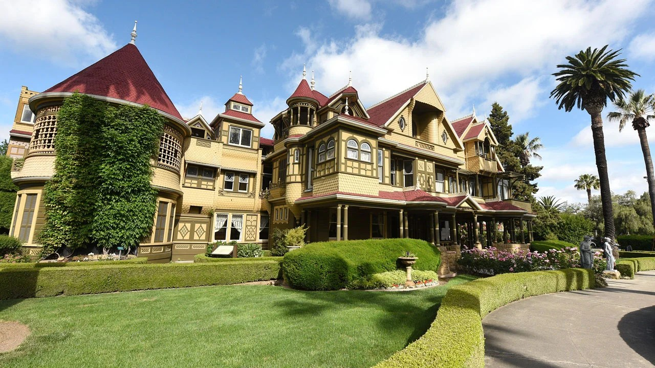 What Is The Winchester Mystery House A Look At The Home