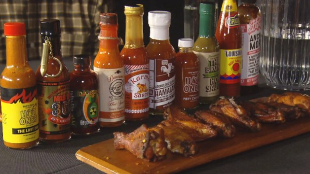 Image result for hot ones