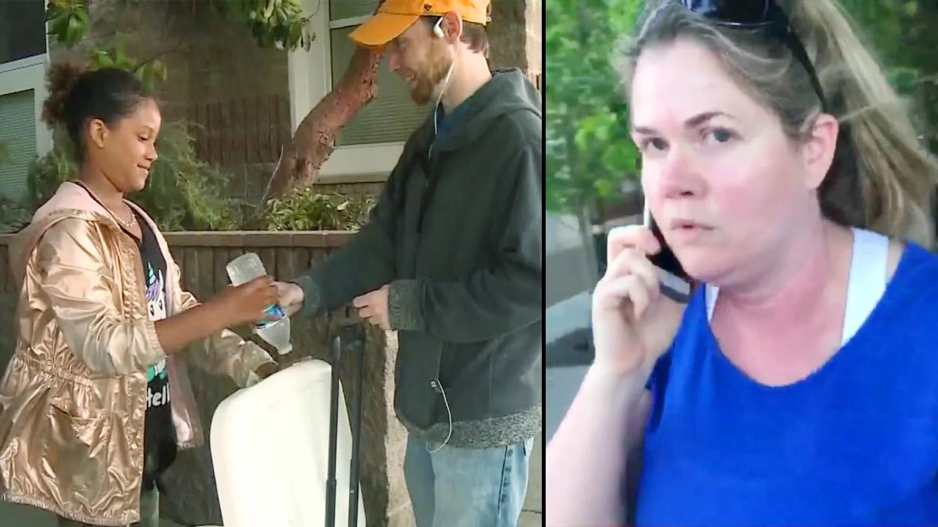Permit Patty Who Called Cops On Girl Selling Water I