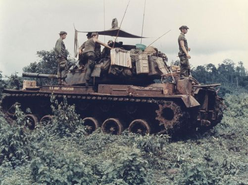 Patton in Vietnam.