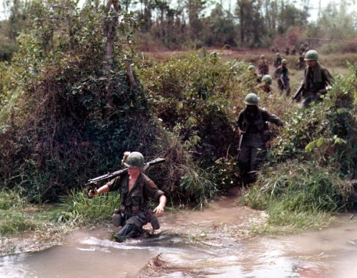 US infantry, 1968: how many to be casualties?