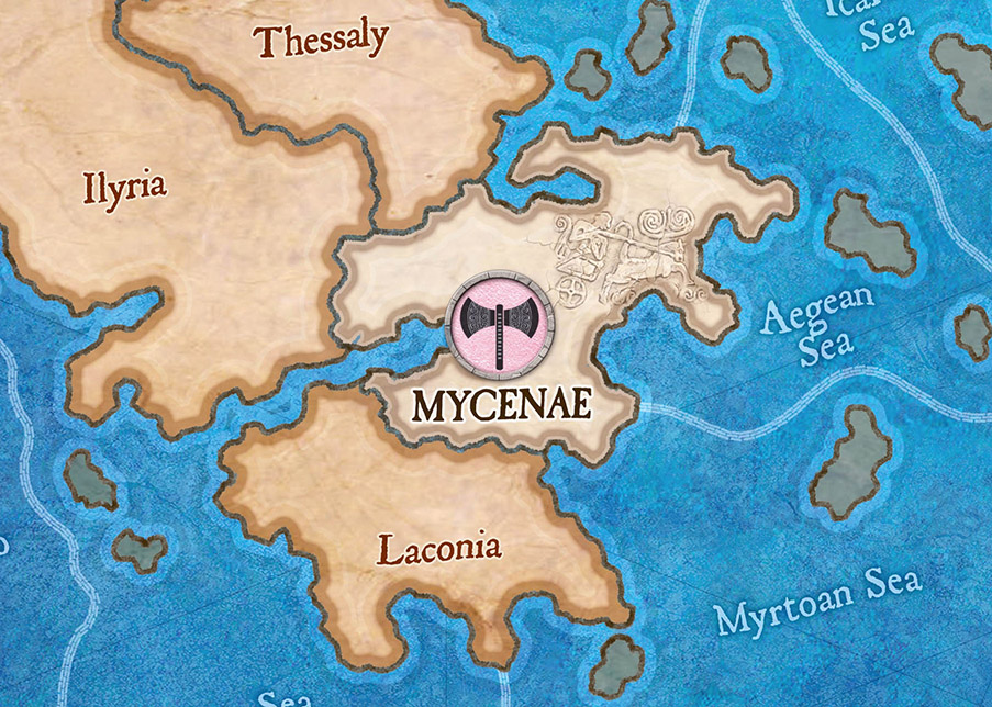 mycenaean civilization sea A analyzing causes and recognizing effects as you read this section, make notes in the chart to explain how each geographic characteristic or historical event influenced the history and culture of early greek civilization.
