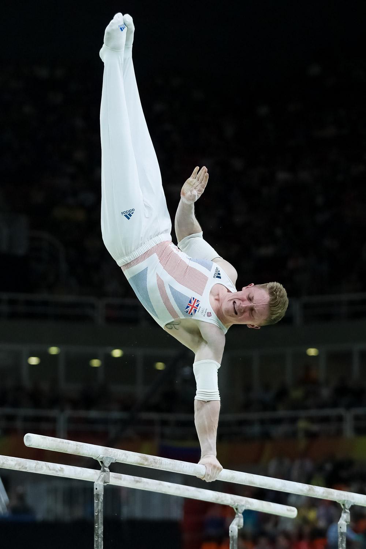 2016 Olympics Mens All Around Inside Gymnastics Magazine