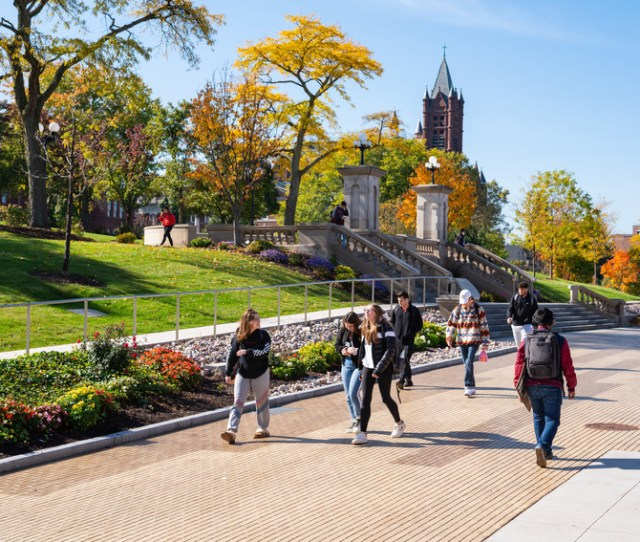 Syracuse Students Demand Change On Campus After Two Weeks Of Hate