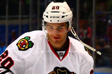 Chicago Blackhawks Brandon Saad. (Brandon Titus/Inside Hockey)