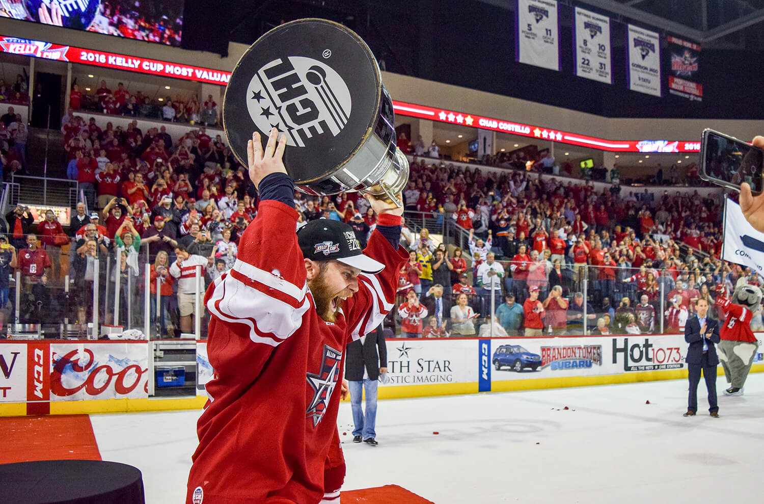 ECHL: Allen Americans Are Purchased By Reading Royals' Owner Jack Gulati