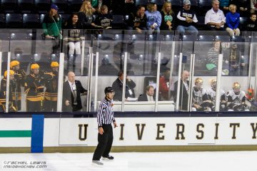 ASU racked up 116 penalty minutes in this game, whereas Notre Dame racked up 66 penalty minutes.