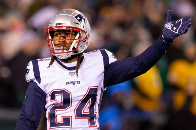 Patriots' Stephon Gilmore Embraces Being the NFL's Best Cornerback ...