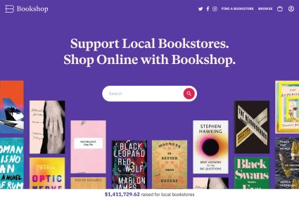 We're Partnering With Bookshop, the Anti-Amazon Bookseller - InsideHook