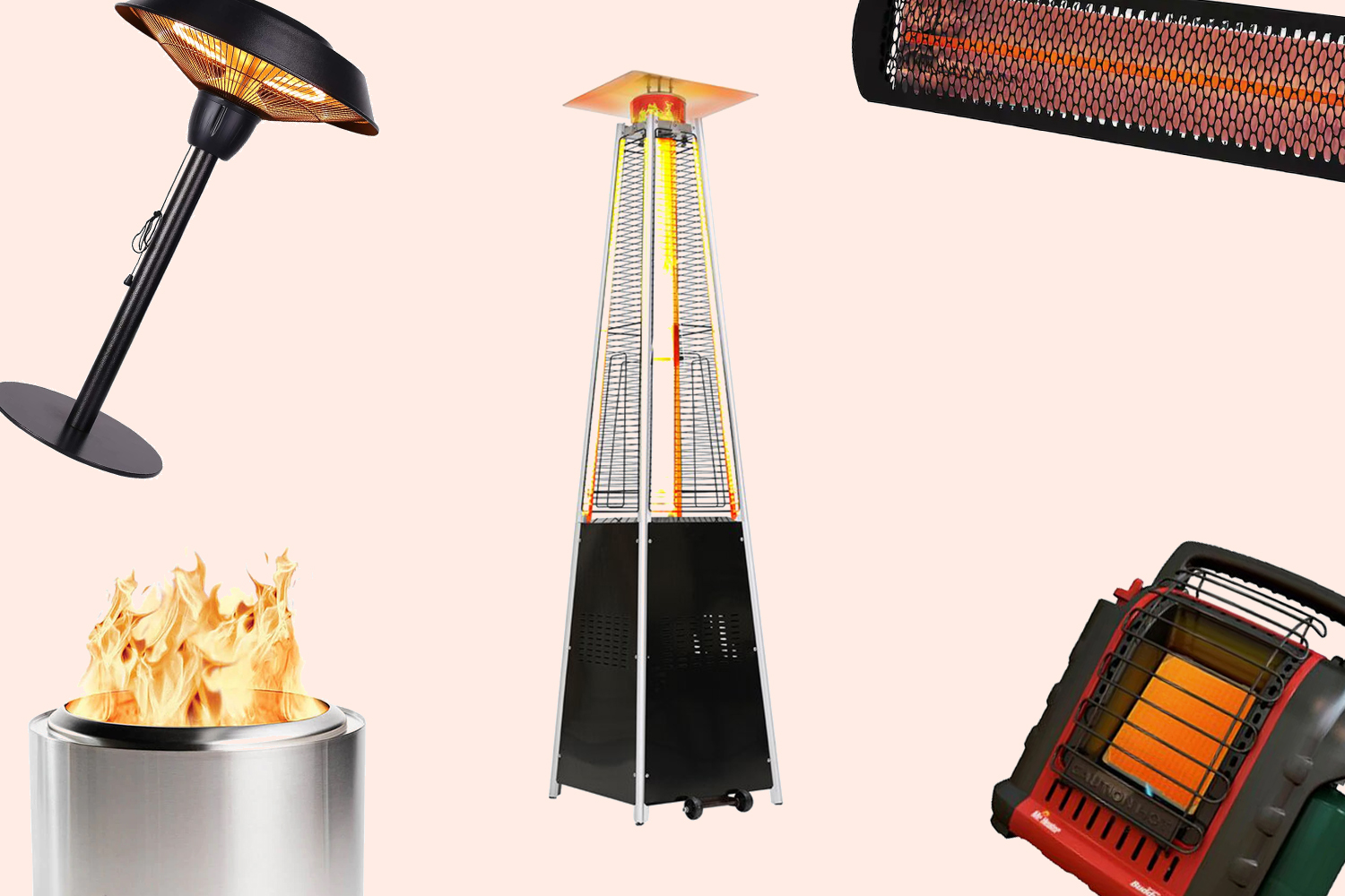 the 9 best patio heaters to buy before