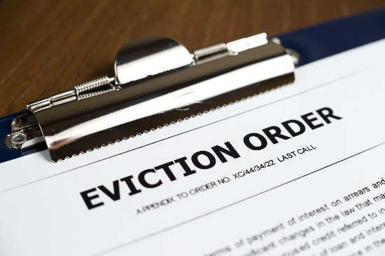 Housing association evictions increase