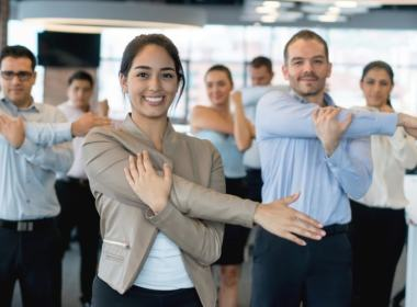 Why workplace wellbeing is the new workplace safety
