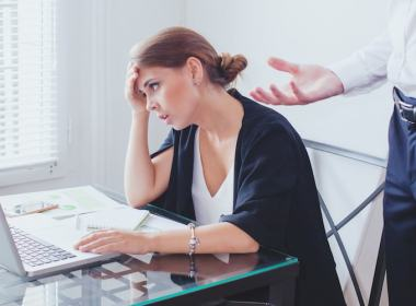 While the mental health of employees is affected by more than just work, an unhealthy work environment or work incident may exacerbate mental illness