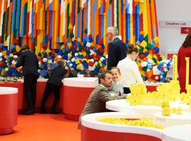 4 key ingredients in LEGO Group's award-winning employee experience