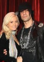 Criss Angel with One Time Squeeze, Holly Madison