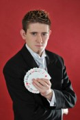 Magician and Escape Artist Devin Stewart