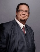 Inside Magic Image of Magician and Author Penn Jillette