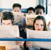 Inside Magic Image of Avid Readers of Panther Pride