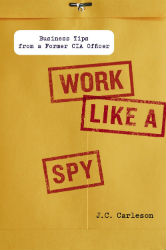 Inside Magic Image of Work Like a Spy Cover