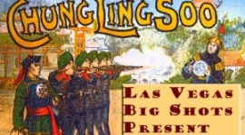 Inside Magic Image of Chung Ling Soo Poster from 1918