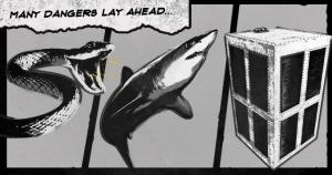 Dean Gunnarson Comic Image