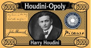 From Houdini Opoly