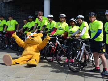 Permalink to: Moray school group get on their bikes for Keiran's Legacy