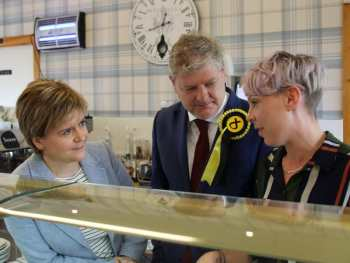 Permalink to: Robertson convinced he is the only credible choice as Moray's MP