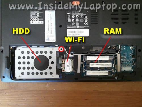 Access HDD RAM