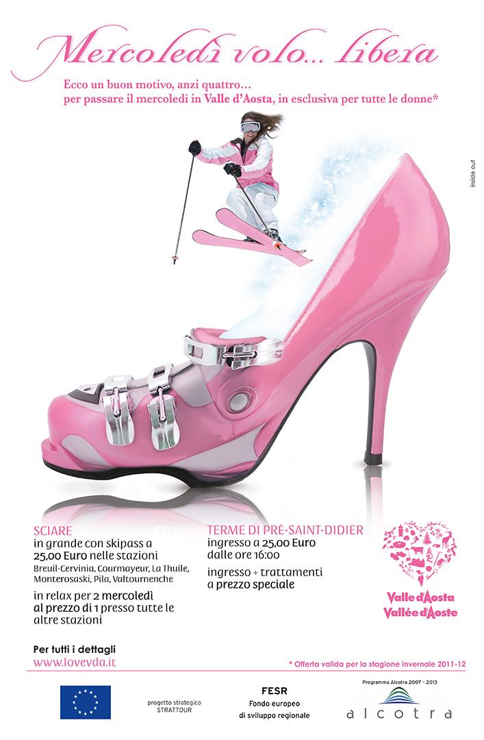 MERCOLEDI' ROSA Campagna Stampa