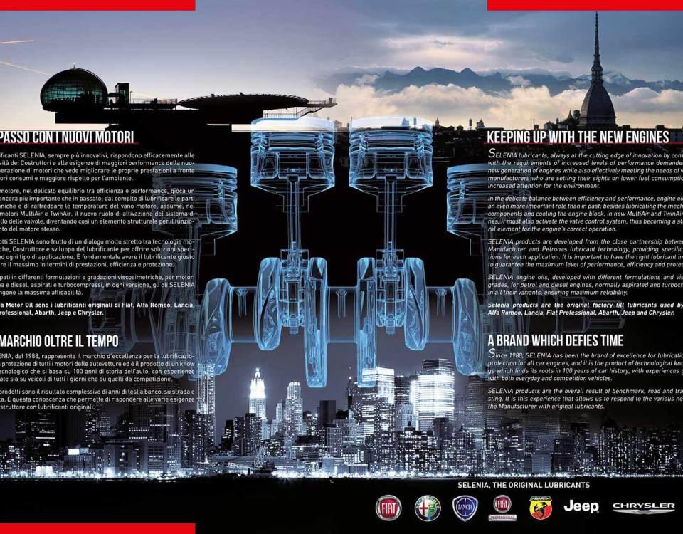 Catalogo Petronas Selenia Motor Oil 2012