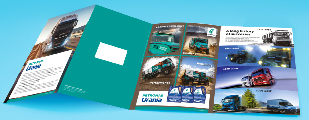 PETRONAS Truck Misano 2017 - Brochure