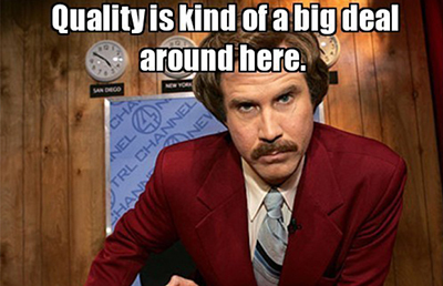 An Existential Question About Commissioning: Quality over Quantity