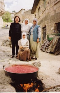 Learn what it's like to live in a provincial town in Central Turkey.