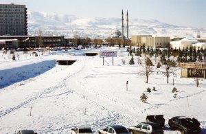 Kayseri - a winter wonderland